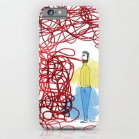 Something Hard To Say iPhone 6 Slim Case
