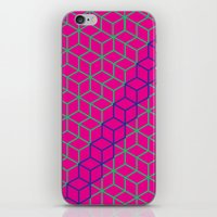 Something Feels Differen… iPhone & iPod Skin