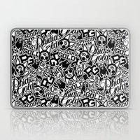 Phidias Gold Sticker Pattern Laptop & iPad Skin