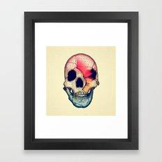 Life Will Tear Us Apart Framed Art Print
