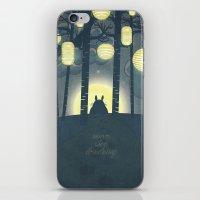 Totoro ' S Dream  iPhone & iPod Skin