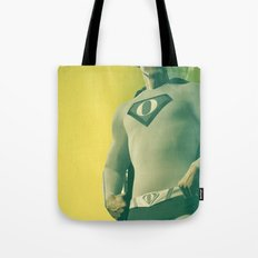 super obama Tote Bag