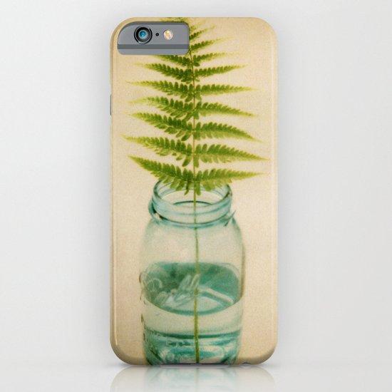 Half Full iPhone & iPod Case