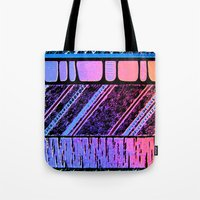 Lights & Music Tote Bag