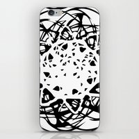 HOLLER OUT iPhone & iPod Skin