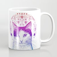 Of cats and insects Mug