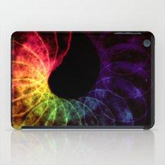 Spiraling Leaf iPad Case