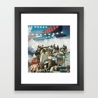 The Grand Wazoo Framed Art Print