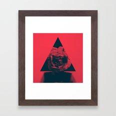 T.M.A.T.R. Framed Art Print