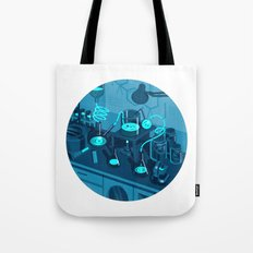 The Lab Tote Bag