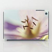 Lilac Blues iPad Case