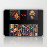 Select your Character! Laptop & iPad Skin