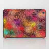 Rose Flow(4). iPad Case