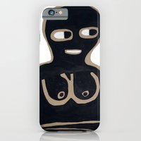 iPhone & iPod Case featuring someone else by sandra sisofo
