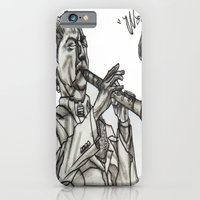 iPhone & iPod Case featuring WOODY by TATTZ4CARZ.COM