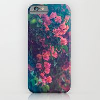 iPhone & iPod Case featuring Flower Falls. by Sarah Zanon