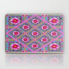 Decorative Exotic Lilac … Laptop & iPad Skin