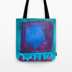 Color Abstract 1 Tote Bag