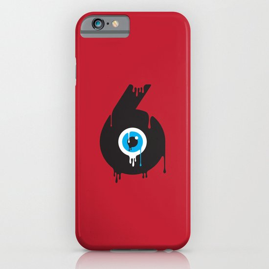 Paint your Society iPhone & iPod Case