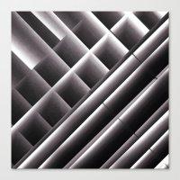 Di-simetrías 2 Canvas Print