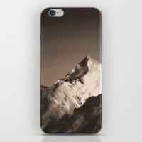 Mountain Painting iPhone & iPod Skin