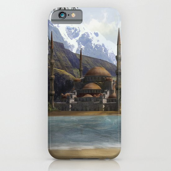 Hidden in the Mountains iPhone & iPod Case