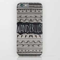 WANDERLUST iPhone 6s Slim Case