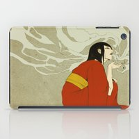 volcano -day version- iPad Case
