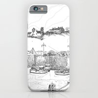 iPhone & iPod Case featuring Harbour at Crail in Fife, Scotland by Grant Wilson