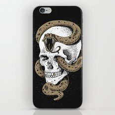 The Dark Mark of You-Know-Who iPhone & iPod Skin