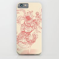 iPhone & iPod Case featuring The Garden by siddwills