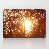 Canopy Sunrise iPad Case