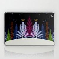 Magic Winter Night Laptop & iPad Skin