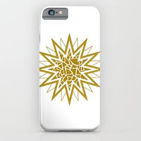 Star (gold) iPhone 6 Slim Case