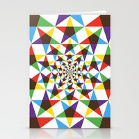 Star Space Stationery Cards
