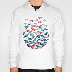 Heart Connections - Wate… Hoody