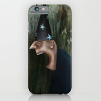 Trouble at the Magic Show iPhone 6 Slim Case