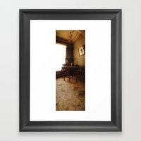 A Quiescent Mind/ Bass M… Framed Art Print