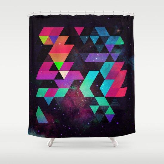 Hyzzy Shower Curtain