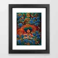 One in the Hand Framed Art Print