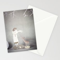 But By A Thread Stationery Cards