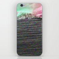 Mount Wisdom iPhone & iPod Skin