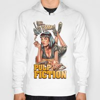 Mia Wallace - Pulp Fiction Hoody