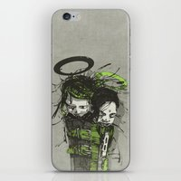 Big Sleep II. iPhone & iPod Skin