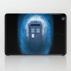 Through the Time Stream iPad Case