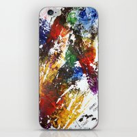 Artistic Accidental Prin… iPhone & iPod Skin
