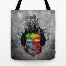 Rebel music Tote Bag