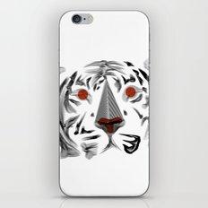 Moirè Tiger iPhone & iPod Skin