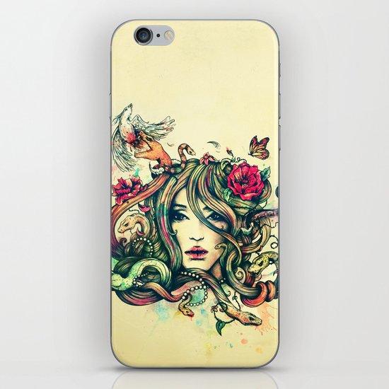 Beauty Before Death iPhone & iPod Skin