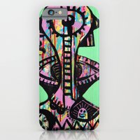 iPhone & iPod Case featuring UFO by Lisa Brown Gallery